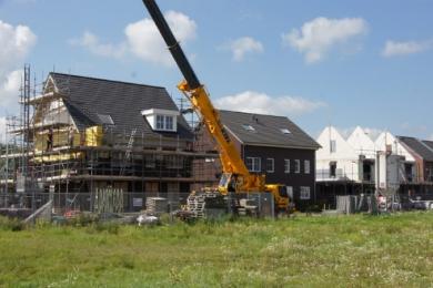 Start bouw woningen home-configurator Dijkstraten!