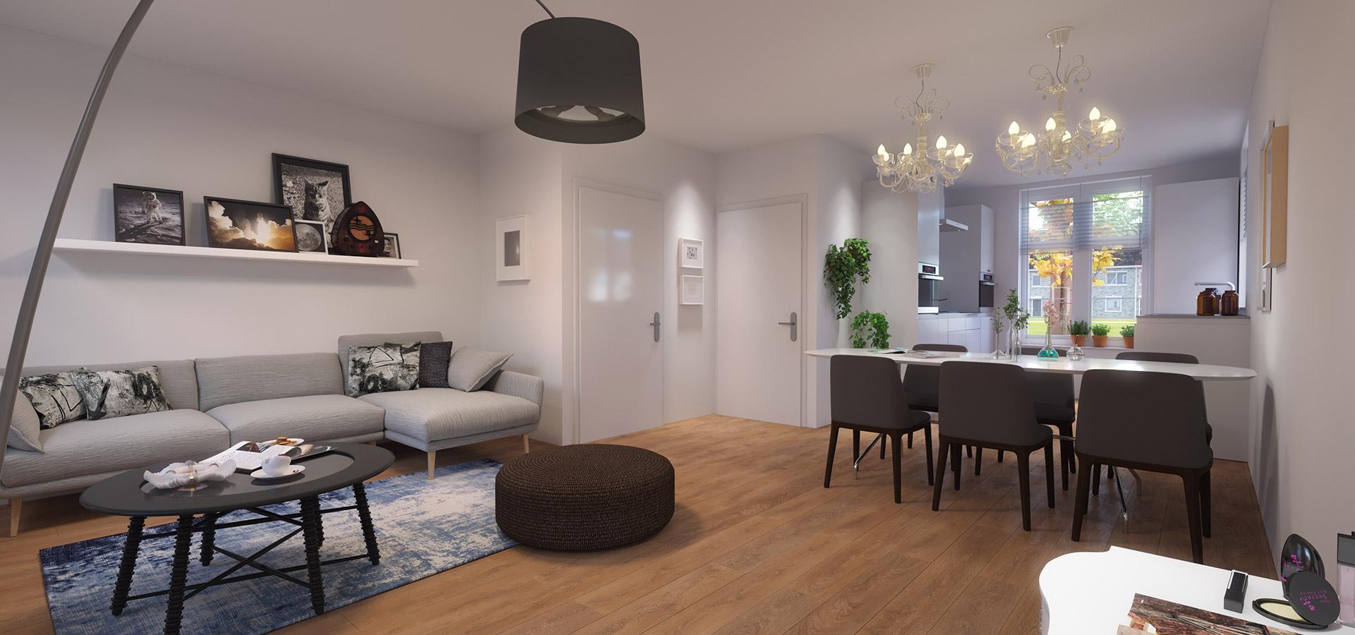 Aanbevolen 619 woonkamer keuken afbeelding foto beste voorbeelden afbeeldingen ontwerpen - Keuken woonkamer ...
