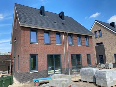 UPDATE bouw 44 woningen Dijkstraten